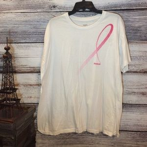 Reebok Breast Cancer Tshirt